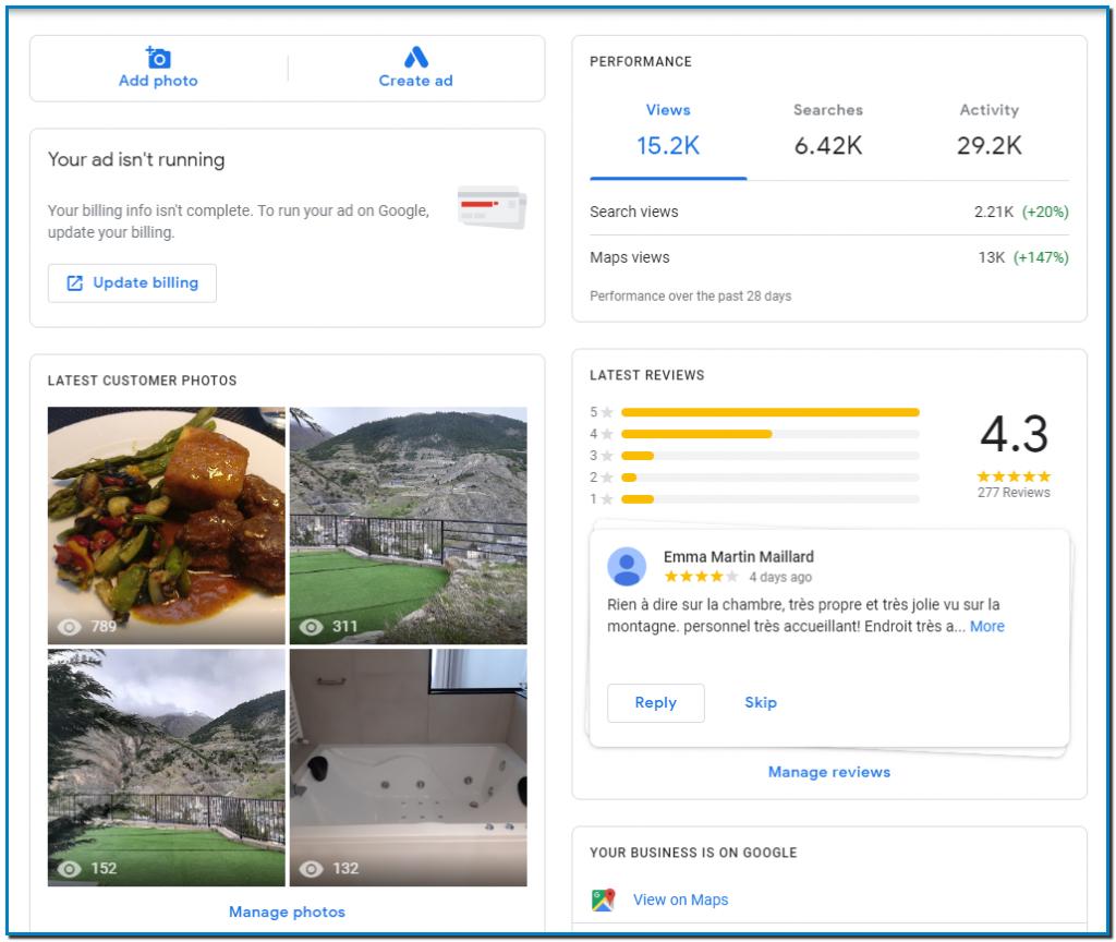 ¡Hola! Somos el departamento de comunicación gastronómica 🍴  y Hotelera de la @pepandorra (Référencement Web Ariège) T.+33608866146. Hemos gestionado más de 50 restaurantes y marcas del sector food 🍗🍣🍷: redes sociales, comunicación, fotos, vídeos, prensa, diseño, RRPP, gestión respuestas en TripAdvisor (eliminación de críticas falsas) y Google My Business, gestión de las publicaciones en GOOGLE MY BUSINESS, entre otros.  Puedes echar un vistazo a nuestra página web. Encantados de resolver dudas, hacer propuestas y estar en contacto. Somos Google Local Guide 10 y nuestras FOTOS en GOOGLE MAPS tienen más de 8.500.000 de visitas. 👨    pep@marquetingdecontinguts.com