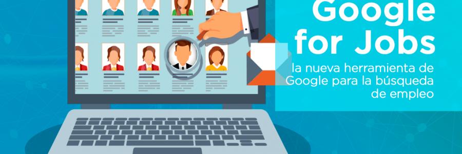 Google est déjà présent sur de nombreux marchés débarquer sur le marché de l'emploi avec Google Job Search (aussi appelé Google for jobs)