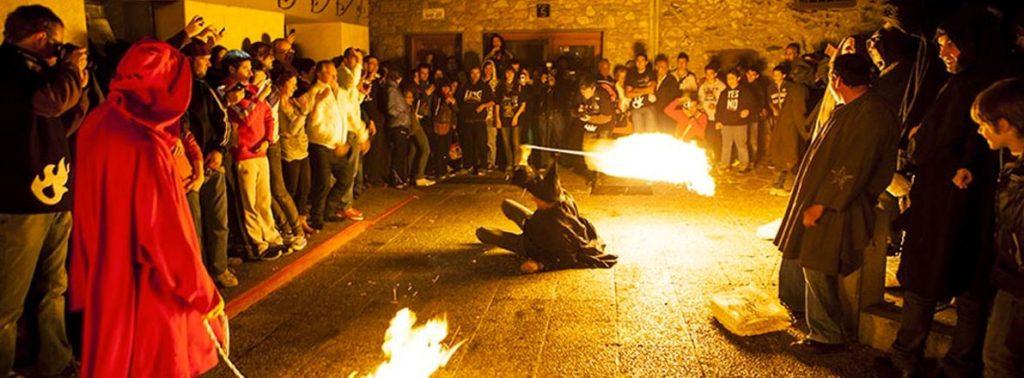 Actes que hi haurà a la parròquia d'Escaldes Engordany el cap de setmana de la berbena de Sant Joan.
