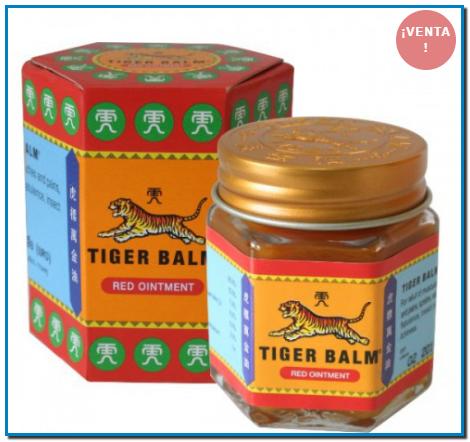 ¿Conoces el bálsamo del tigre rojo? lo puedes comprar en Andorra en Gran Farmacia Andorra Online delante del Super U al lado de cottet opticos