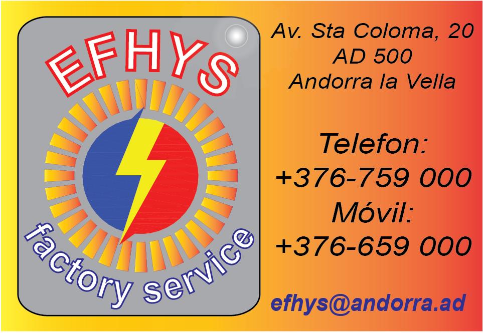 EfhysAndorra nueva empresa en Andorralíder en la iluminación LED. La iluminación LED ya lleva algún tiempo con nosotros, y debido a que cada vez es más conocida la gente empieza a apreciar todas sus ventajas y cualidades que la distinguen del resto de iluminación