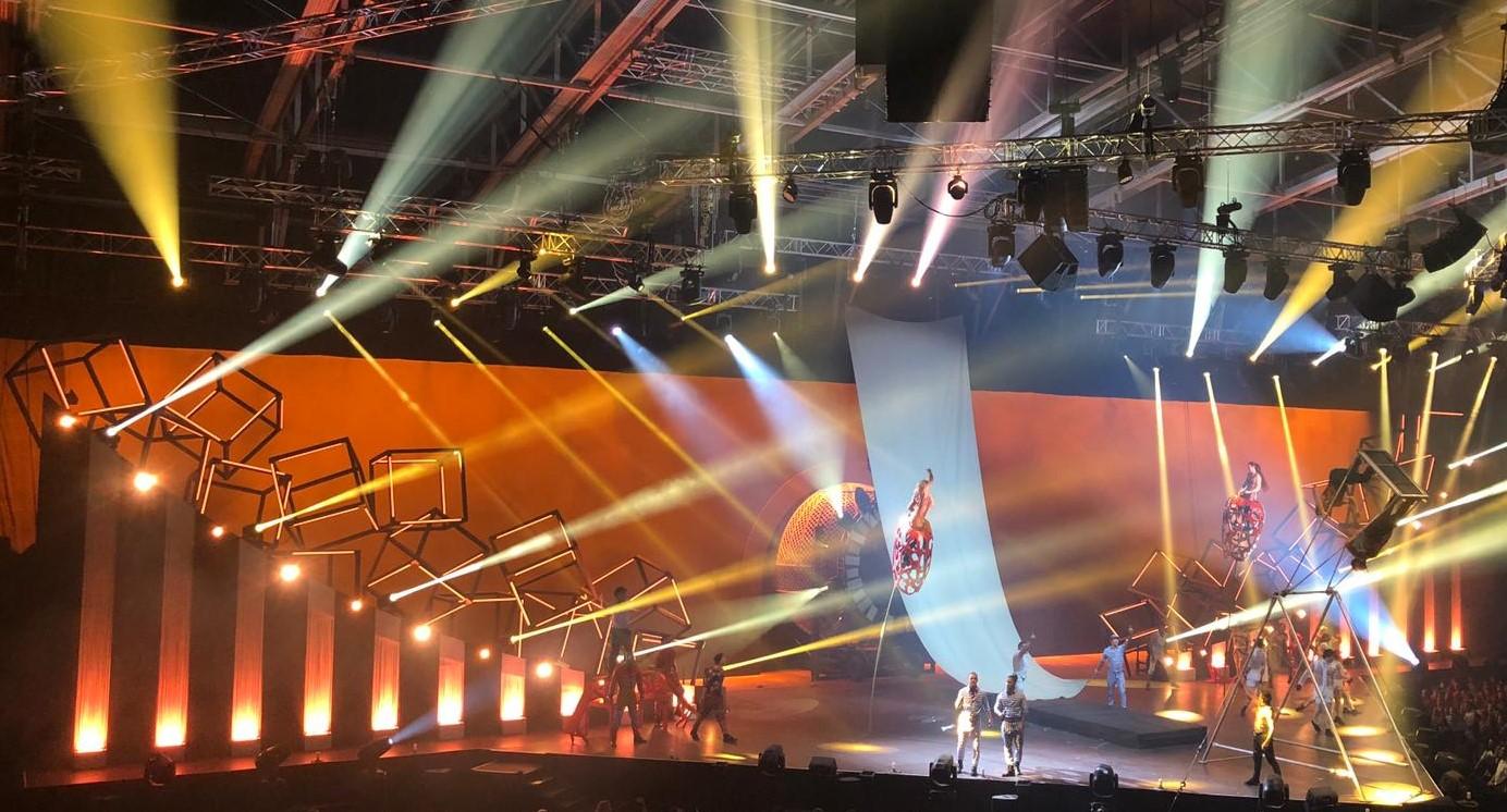 Este verano se rinde homenaje a los más grandes de la canción con REBEL, el nuevo evento gratuito que el Cirque duSoleil® presenta solo en Andorra.