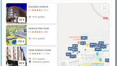 MULTITUD DE OPCIONES PARA ALOJARSE EN ANDORRA Urbanos y en alta montaña, campings para familias con niños y balnearios de todo incluido, hoteles gastronómicos y apartamentos con todas las comodidades. La oferta hotelera de Andorra es tan amplia como puedas imaginar. Repasa aquí las mejores opciones y encuentra tu alojamiento ideal.