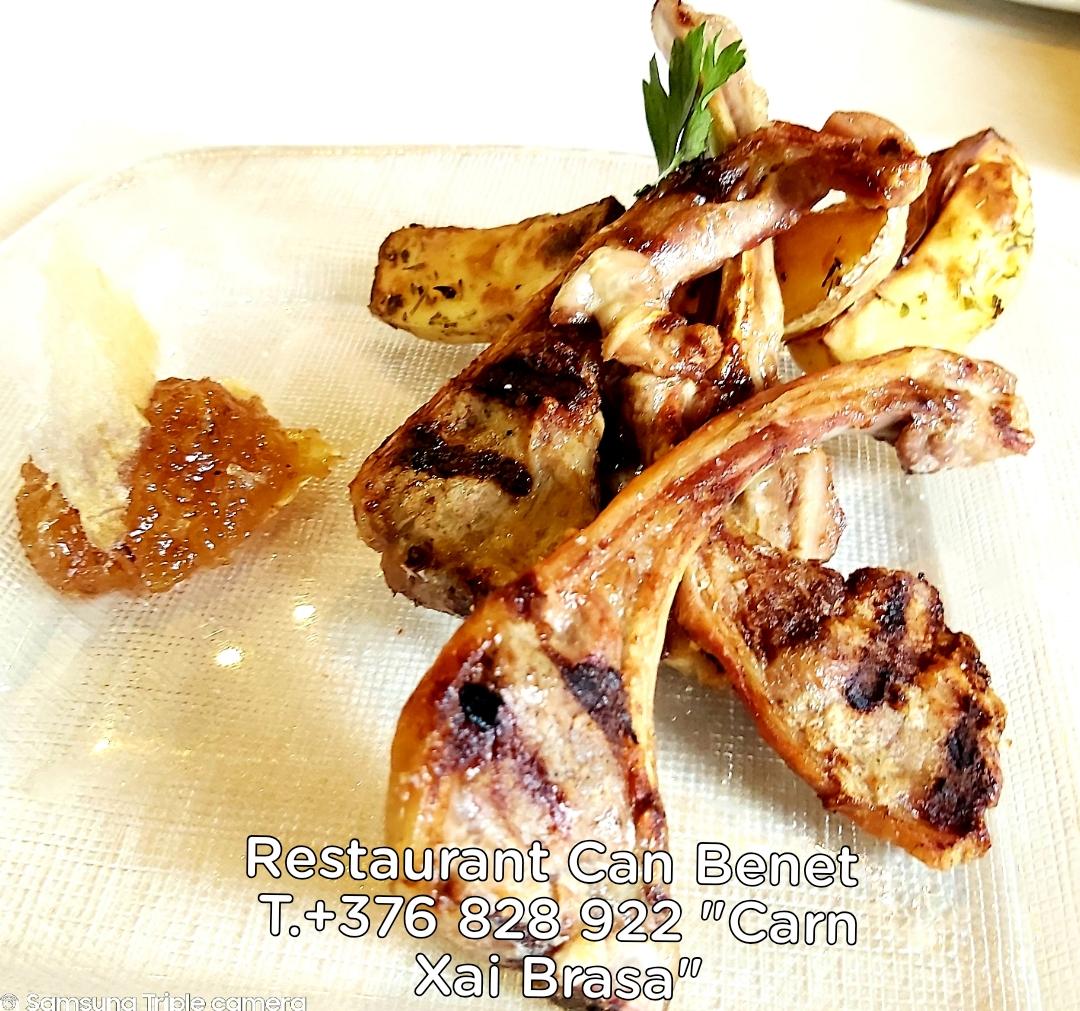 Restaurant Can Benet El otoño te acerca a una de las citas gastronómicas más esperadas de esta temporada Andorra a Taula 2019 el escaparate de la gastronomía andorrana