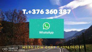 WhatsApp La aplicación de mensajería instantánea más utilizada en Andorra está de estreno este mes de septiembre El equipo ha decidido lanzar una nueva versión dentro de la que se incluirán una serie de novedades
