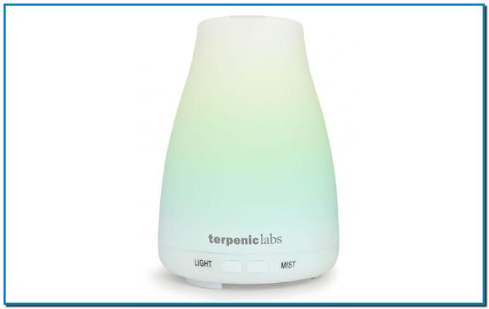 Comprar en Gran Farmàcia Andorra Difusor Bruma Herbal Terpenic Labs Difusor de aceites esenciales mediante vaporización de agua por ultrasonidos