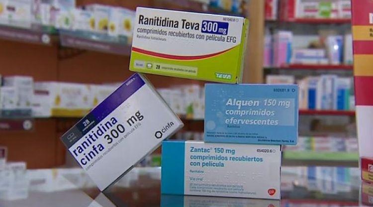 L'àrea de recursos sanitaris del Govern d'Andorra ha comunicat la retirada del mercat de tots els lots de ranitidina, un medicament que s'utilitza per reduir la producció d'àcid a l'estómac en situacions com l'úlcera gàstrica o el reflux gastroesofàgic