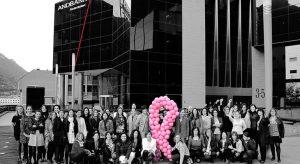 Video de la Jornada Contra el Càncer de Mama Andorra dissabte 19 octubre del 2019
