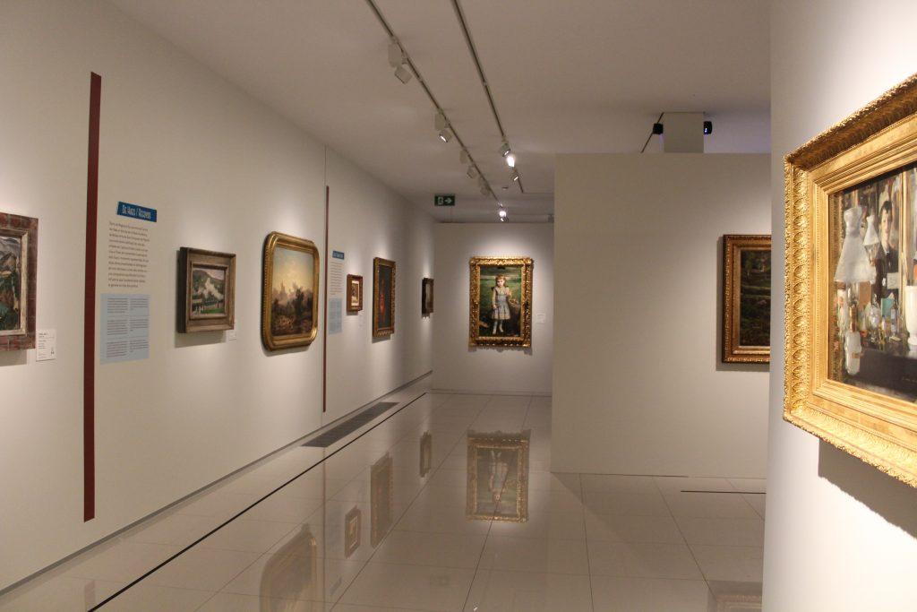 """El Museu Carmen Thyssen Andorra en Escaldes a 3 minutos del Hotel Eureka Andorra presenta """"""""Influencers""""en el arte. De Van Goyen al """"Pop Art"""""""