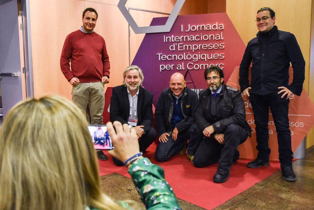 La primera Jornada Internacional d'Empreses Tecnològiques per al Comerç a Andorra organitzada per Actua i The Sopping Mile finalitza amb un gran èxit de participació, amb 26 empreses del sector d'Andorra, Espanya i França, i l'assistència d'uns 200 professionals. 🔎https://bit.ly/2O1JIqB #JornadaEmpresaRetail #ActuaEmpresa