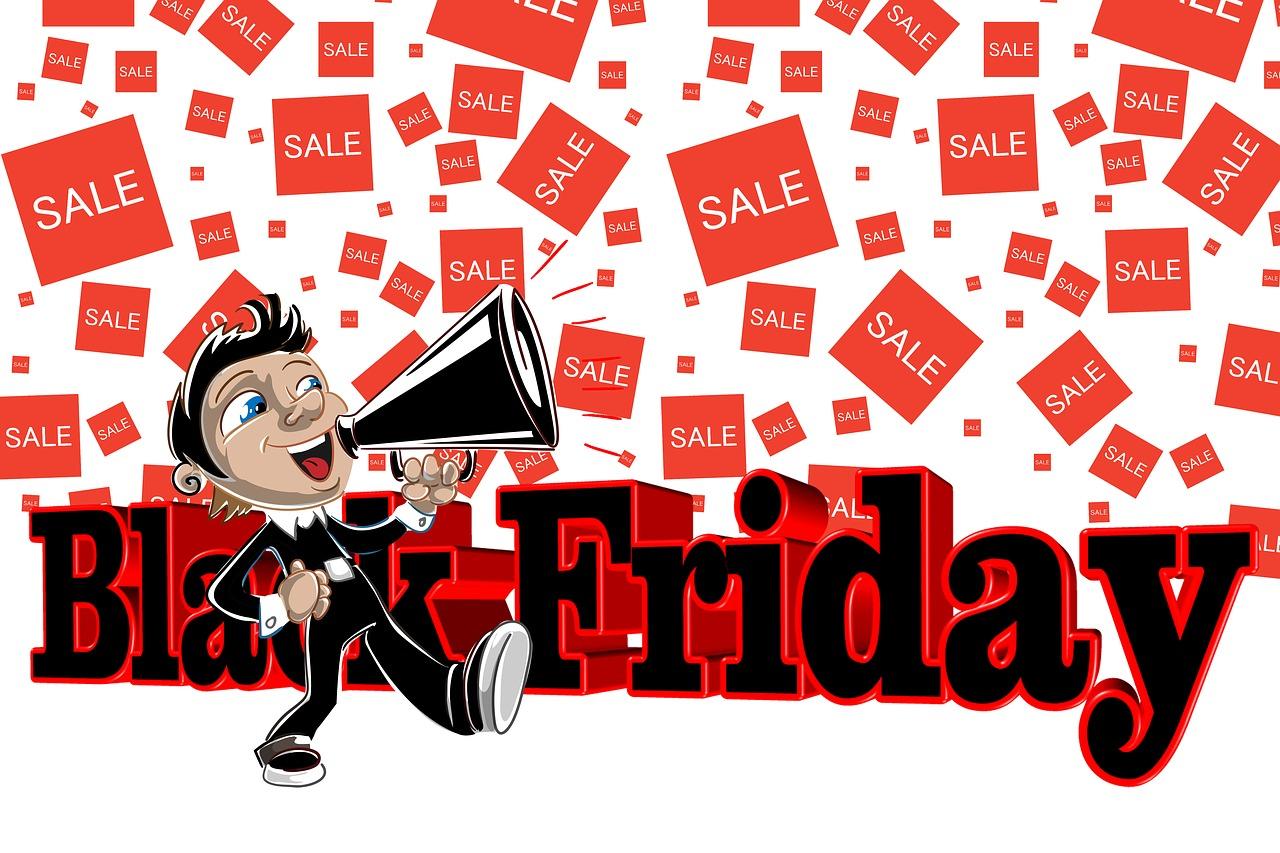 Podemos aprovechar el Black Friday Andorra para las ventas el cierre de año para el marketing, la navidad para estrategias de vídeo y branding