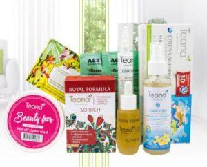 """Con más de 11 años, la empresa """"Teana Laboratories"""" produce cosméticos en Rusia y Francia que tienen el mismo efecto de los procedimientos utilizados en los salones de belleza. Nos esforzamos por convertir los cuidados de belleza en un procedimiento fácil, asequible y agradable. Nuestro objetivo es hacer que su vida sea mejor y se sienta más feliz consigo misma. TEANA COSMETICS - ES LA TENDENCIA MÁS ACTUALIZADA Y CON LAS SOLUCIONES MAS INNOVADORAS EN COSMETOLOGÍA. SIEMPRE TENEMOS ALGO PARA SORPRENDERTE! Porqué nos eligen? • Altas tecnologías basadas en ingredientes naturales. • El efecto de los procedimientos de salón de belleza en casa. • Formación de nuevas tendencias. • Programas de cuidado fáciles y efectivos de la piel • Calidad premium a un precio razonable. • Atención individual a cada cliente. • Información fiable de los expertos y asesoramiento profesional."""
