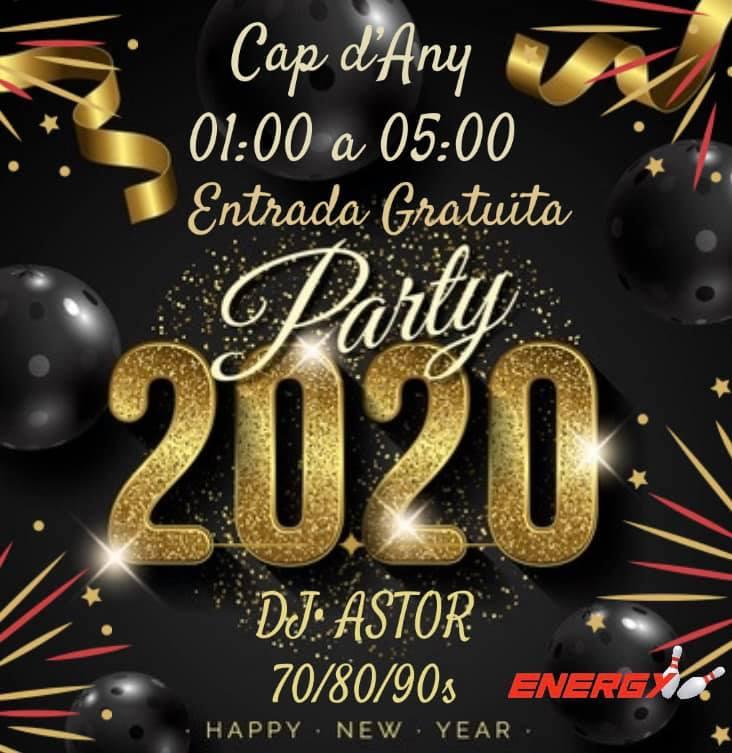Club Energy Andorra Bolera Karaoke Festes Vine a celebrar la nit de Cap d'Any amb nosaltres 🥂🎉. Passa una nit diferent jugant a bitlles o cantant karaoke en un bon ambient amb la música dels 70/80/90. T'esperem!!