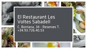 """La importància de les ressenyes a Google: """"El millor Restaurant del Vallès Les Voltes"""", """"El meu restaurant de referència a Sabadell"""", """"Bona qualitat preu ajustat bons vins a bon preu"""", """"Local molt acollidor"""" """"El tracte, sempre atent"""""""