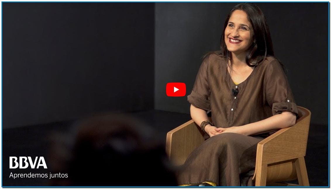 Kiran Bir Sethi lo tiene claro: en la escuela hay que aprender a cambiar el mundo Design for Change un movimiento que fomenta la creatividad y la iniciativa de los niños