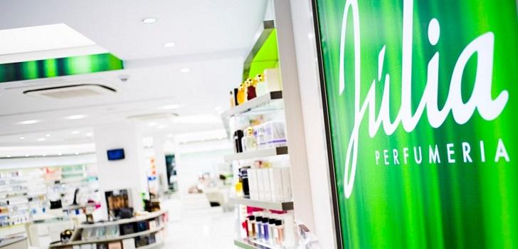 La Perfumeria Júlia d'Andorra ha donat 5.811 unitats de gel higiènic al ministeri de Salut del Principat d'Andorra