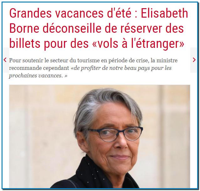 France Le secrétaire d'Etat aux Transports Jean-Baptiste Djebbari a estimé mardi que les Français devaient « attendre » avant de réserver pour les vacances d'été
