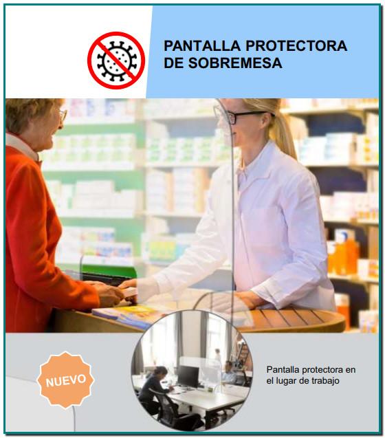 Descubre nuestra sección de mamparas protectoras anti contagio. Gran selección de productos para combatir el #Coronavirus #Covid19 Mamparas de protección covid_19