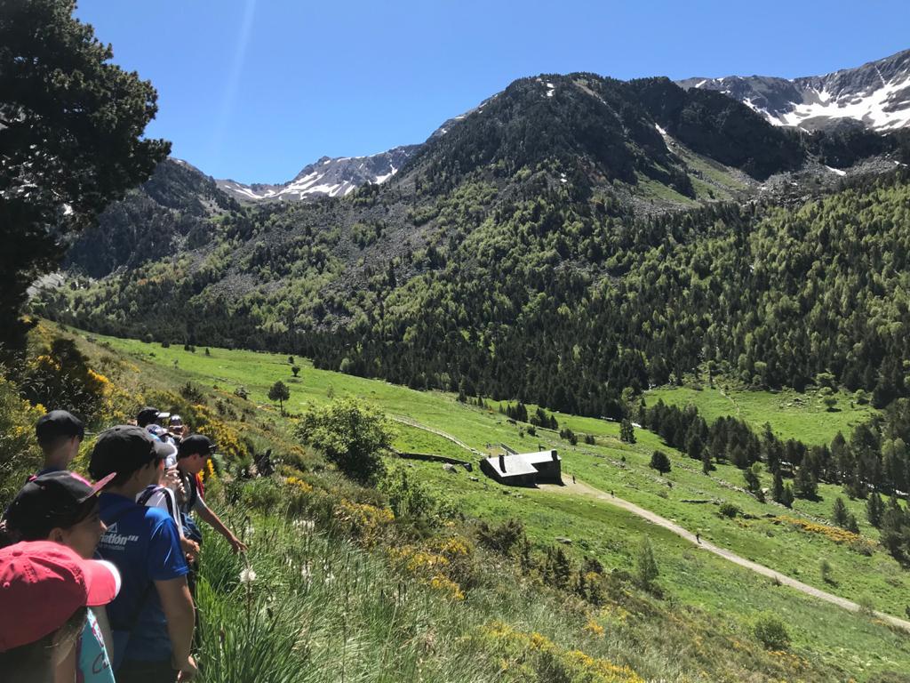 CAMPUS Volta Andorra a peu 2020 Nord d'Andorra organitzat per Elit Esports Andorra a Canillo GrandValira