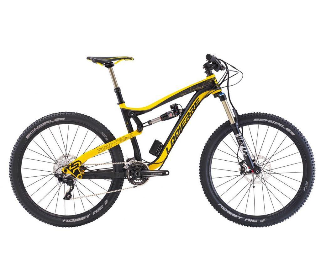 Alquiler Bicicletas BTT: Bicicletas marca LaPierre ideales para aquellos que buscan salir en BTT y E-bikes y divertirse en los caminos de montaña en Andorra