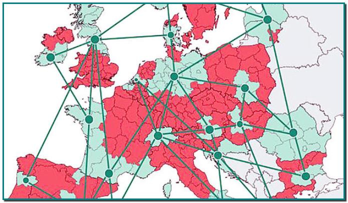 Un estudi d'Esade vol dividir Europa en regions 'free' per salvar el turisme Es permetria viatjar els seus ciutadans a les zones considerades lliures de la Covid-19