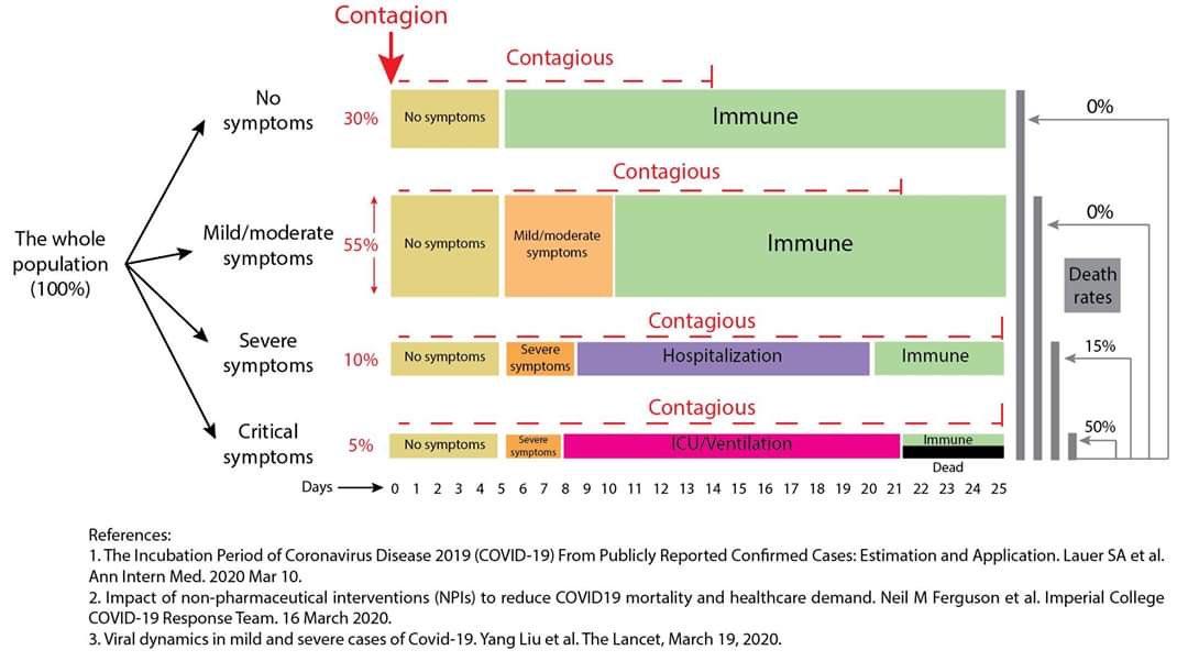 Le virus progresse toujours et il est dangereux pour nous et nos proches. Il est impératif de rester vigilant face à l'épidémie de la Covid-19. C'est de l'engagement de chacun d'entre nous que dépend la santé de tous, mais également la possibilité de reprendre le cours de nos vies.