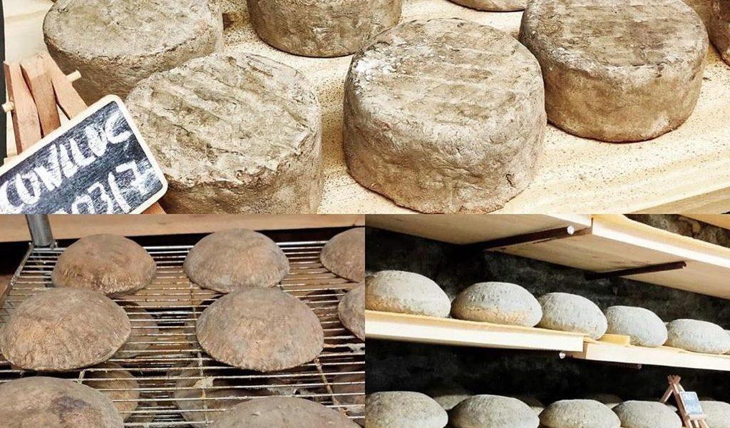 La formatgeria artesanal Casa Raubert s'ha hagut de reinventar amb el coronavirus. Després de dos anys de vida acaba d'entrar al mercat online. Aquestes vendes els han permès seguir treballant durant la crisi i ara ho veuen com una nova via de negoci.