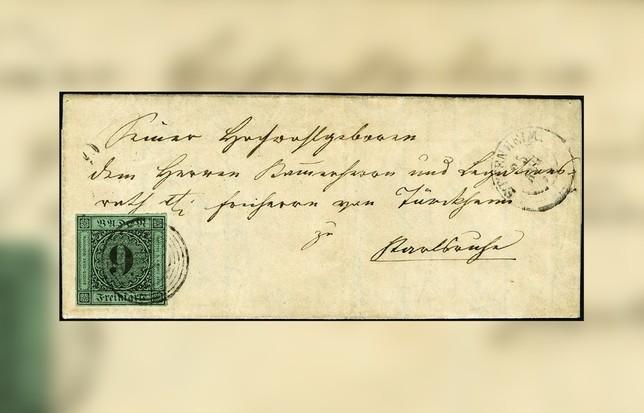 En Andorra existe un sello del error de Baden 9 Kreuzer es un error de sello postal producido por el histórico estado alemán de Baden en 1851. Los primeros sellos postales de Baden se emitieron el 1 de mayo de 1851