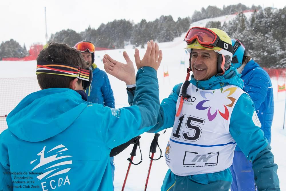 El telemark es una técnica de esquí que popularizó Sondre Nordheim, considerado el padre del esquí moderno. El nombre de esta modalidad proviene de una provincia Noruega llamada Telemark, donde Nordheim inventó esta forma de hacer giros sobre las tablas de esquiar