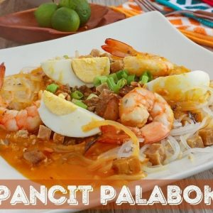 Palabok Fiesta Manila Encamp Andorra - In Filipino cuisine, pancit are noodles and the dishes made from them, usually made with rice noodles. Noodles were introduced into the Philippines by Chinese immig