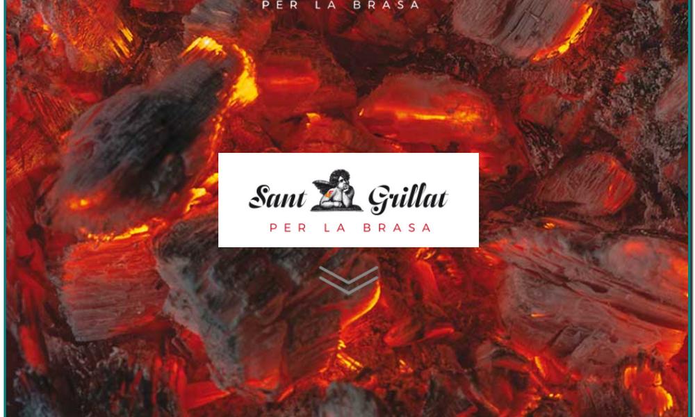A Palamós Carnes Premium de Grupo Norteño & Fernando Blanco tenim de client El Sant Grillat que es troba al mig de la planassa, lloc de major concentració de l'oferta gastronòmica i lúdica de Palamós