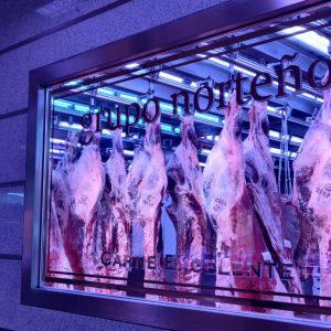 Lomo de vaca raza Charolesa (Suiza) para Carnisseria Ribas de Palafrugell Grupo Norteños Fernando Blanco las auténticas carnes prémium