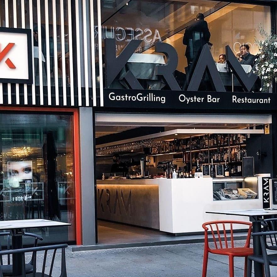 """Gracias @carlosfc77 por su visita a nuestro Restaurante KRAM """"Gran descubrimiento en Andorra"""" #kramandorra @kramandorra..."""