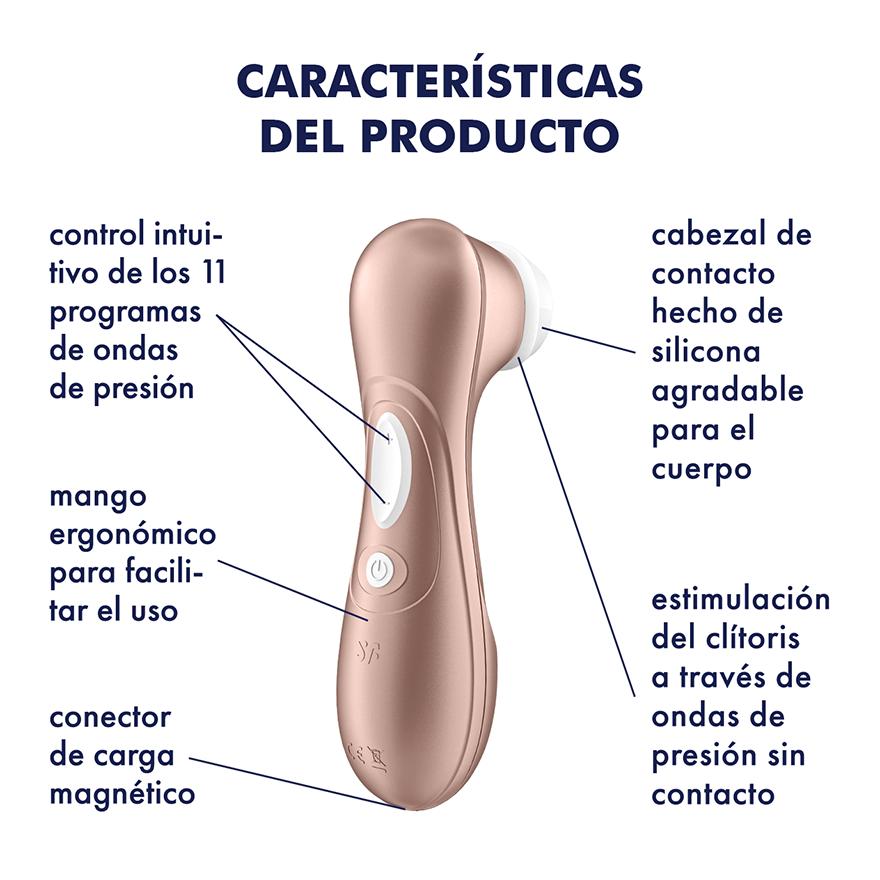 Compra en Gran Farmacia Andorra Online los mejores productos de la marca Satisfyer, con precios sin competencia, calidad, servicio y garantía nos caracterizan desde hace muchos años, farmacia líder en Andorra en parafarmacia y variedad de stocks.